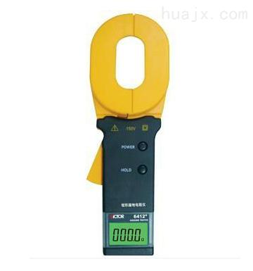 接地电阻测试仪VICTOR 6412+
